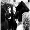 Funeral of Richard Skelton, 1958