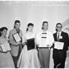 University of Southern California School of Journalism awards, 1957
