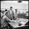 Missile test area, 1958