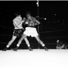 Boxing -- World Heavyweight fight, 1958