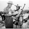 Rifle match in San Diego, 1958