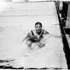 Swimming -- International swim meet, 1958