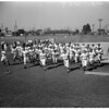 Football -- University of Southern California football camera day, 1958