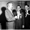 New dental association, 1958