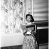 Sun-yat-sen grandaughter, 1958