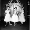 Modelettes Patrons, 1958