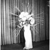 """Las Floristas"" Headdress Ball, 1958"