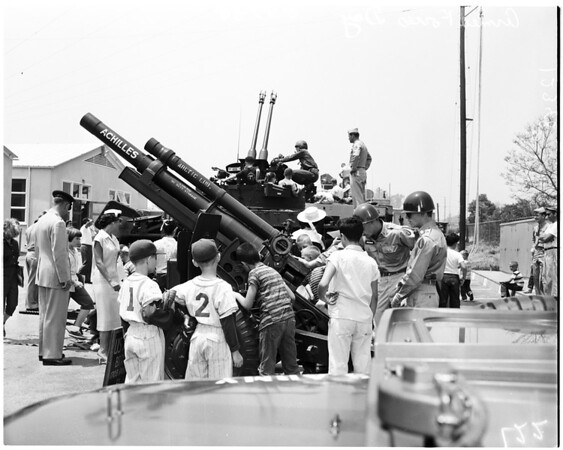 Armed Forces Day, 1958