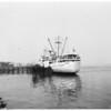 Harbor series (Long Beach Harbor), Los Angeles Harbor), Series by John McDowell, 1953