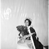 Alhambra High School neighbor queen, 1958