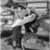 Surf Hotel groundbreaking (Santa Monica), 1957