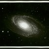 Large spiral galaxy in Ursa Major, 1960