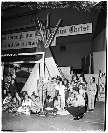 Adventist fair, 1958
