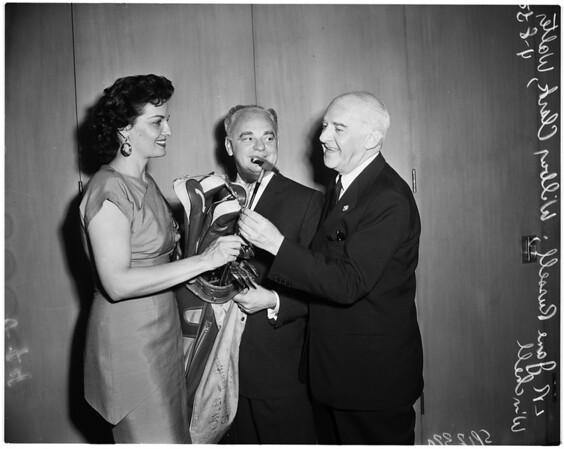 Las Vegas tournament, 1958