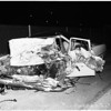 Fatal freeway accident (3 killed), 1958