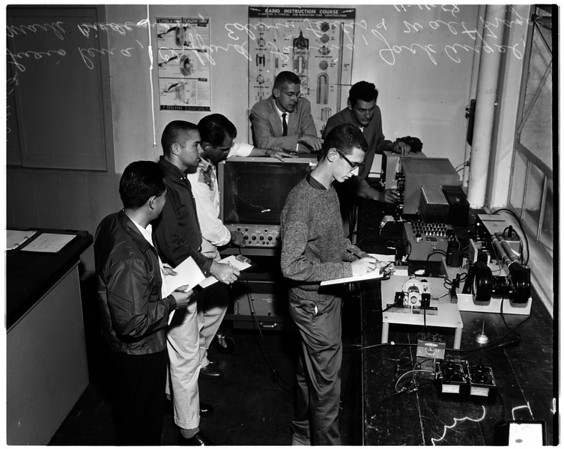 University of Southern California College series, 1958