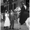 University of Southern California homecoming (Trojan horse), 1954