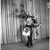 """Las Floristas"" Headdress Ball, 1958"