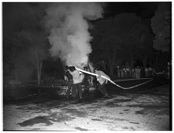 University of Southern California riot, 1953