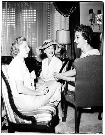 Saint Johns Hospital Guild, 1958