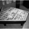 University of Southern California model of proposed new campus, 1955