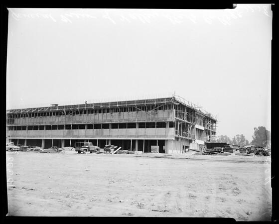 San Fernando Valley State College, 1958