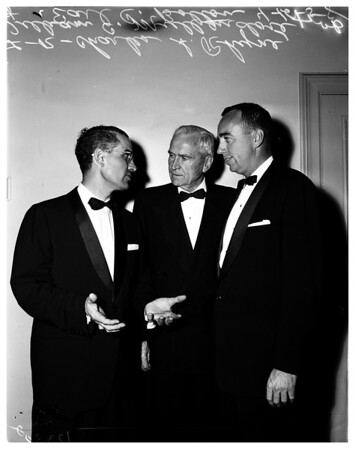 Lawyers meeting, 1958