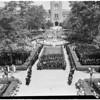 University of Southern California graduation, 1952