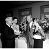 Franklin S. Payne party at Los Angeles Country Club, 1958