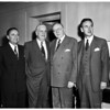 """Distinguished hotels"" meeting, Biltmore Hotel, 1955"