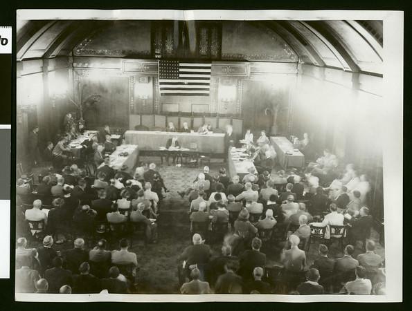 Republican Party Convention, Chicago, Illinois, 1932