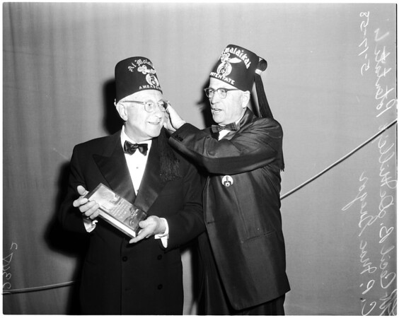 DeMille Award, 1958
