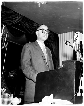 Undersecretary of United Nations, 1958