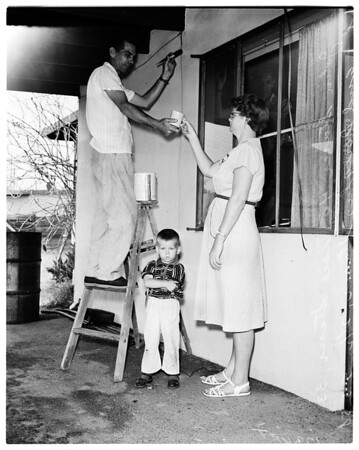Sweepstakes winner, 1958