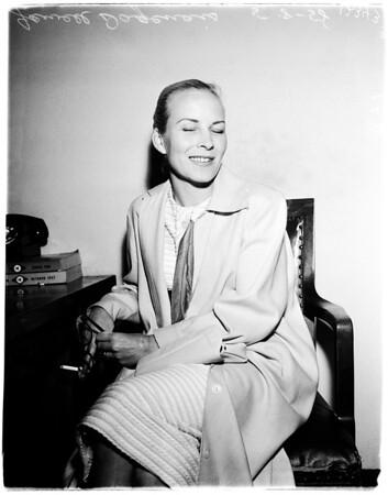 Contempt, 1958