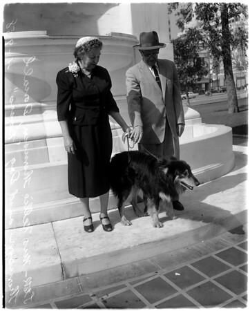 Wrong dog case, 1958