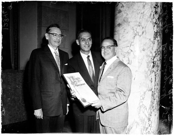 Mexican Consul, 1958