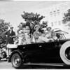 University of Southern California homecoming parade, 1955