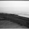 Playa Del Rey beach widened, 1951