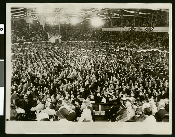 The Republican Party Convention, 1928