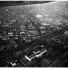 Air shots of Loyola University (Lind Flight Service), 1958
