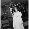 Formal opening of Beverly Hilton Hotel, 1955