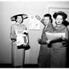 Dental auxiliary, 1958