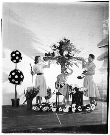 Headdress ball, 1958