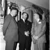 National Federation of Financial Analyst Societies Conference at Statler, 1958