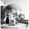 Griffith Park Observatory, 1955
