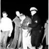 Accidental drowning at Playa del Ray, 1958