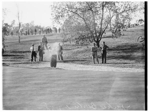 Golf -- Los Angeles Open, 1958