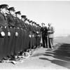County Fire Department graduation, 1955