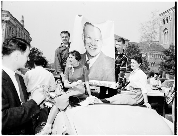 University of Southern California Young Republicans, 1956